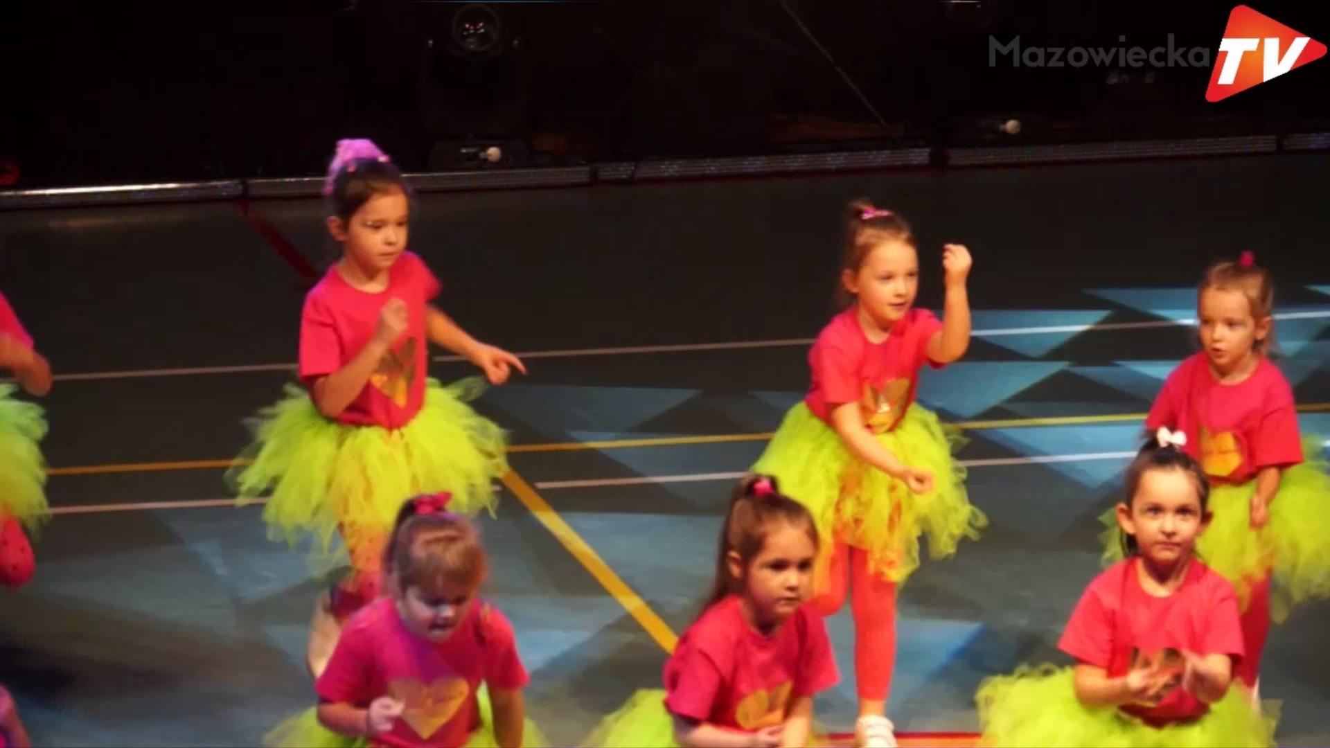 XIV Festyn Rodzinny w Grójcu - pokazy taneczne