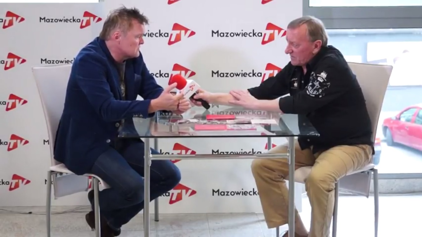 Kulturalne wywiady Sławka Drygalskiego - Robert Chojnacki