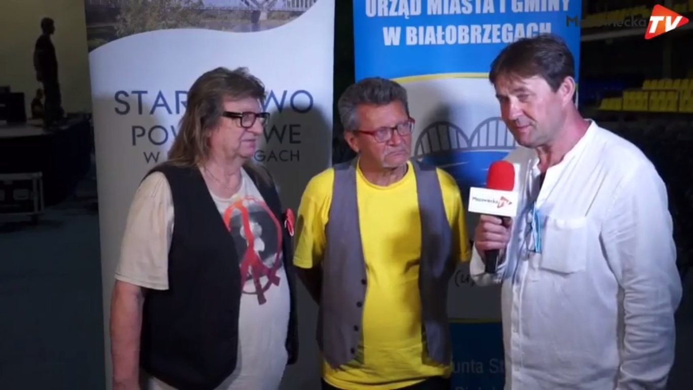 Skaldowie na Majowych Dniach Białobrzegów 2017