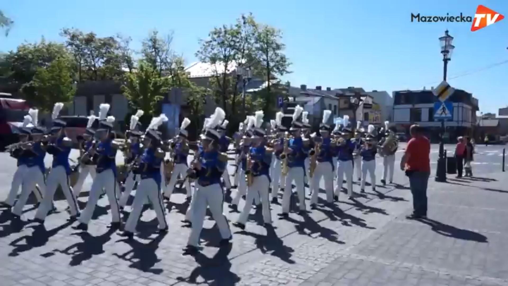 XVIII Przegląd Orkiestr Dętych Powiatu Grójeckiego - Święto Kwitnących Jabłoni 2017