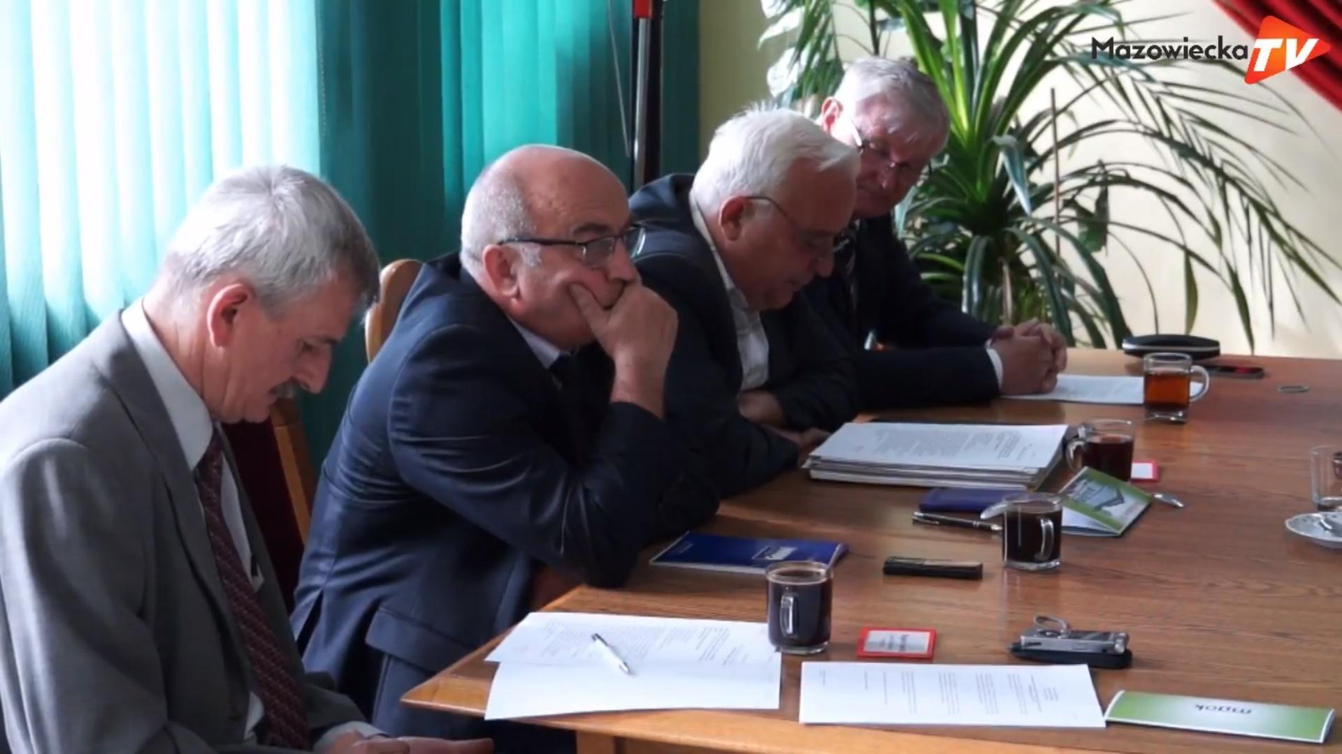 Sesja Rady Miejskiej w Mogielnicy - 23 maja 2017