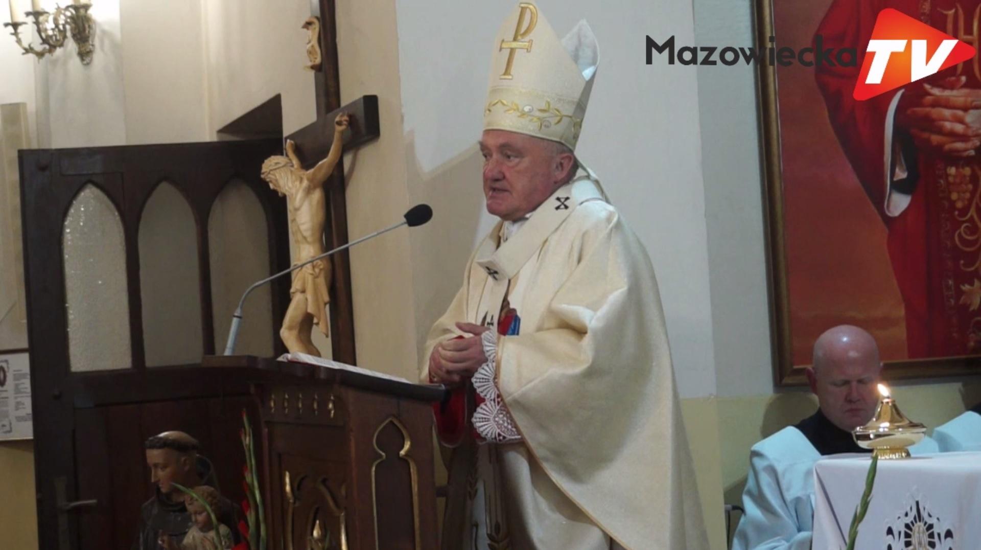 100-lecie konsekracji kościoła parafialnego w Worowie k. Grójca