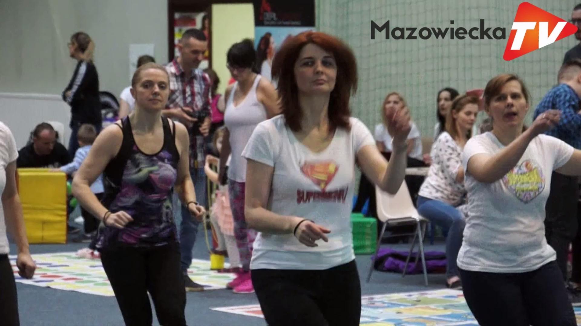 III Charytatywny Maraton Zumby w Białobrzegach