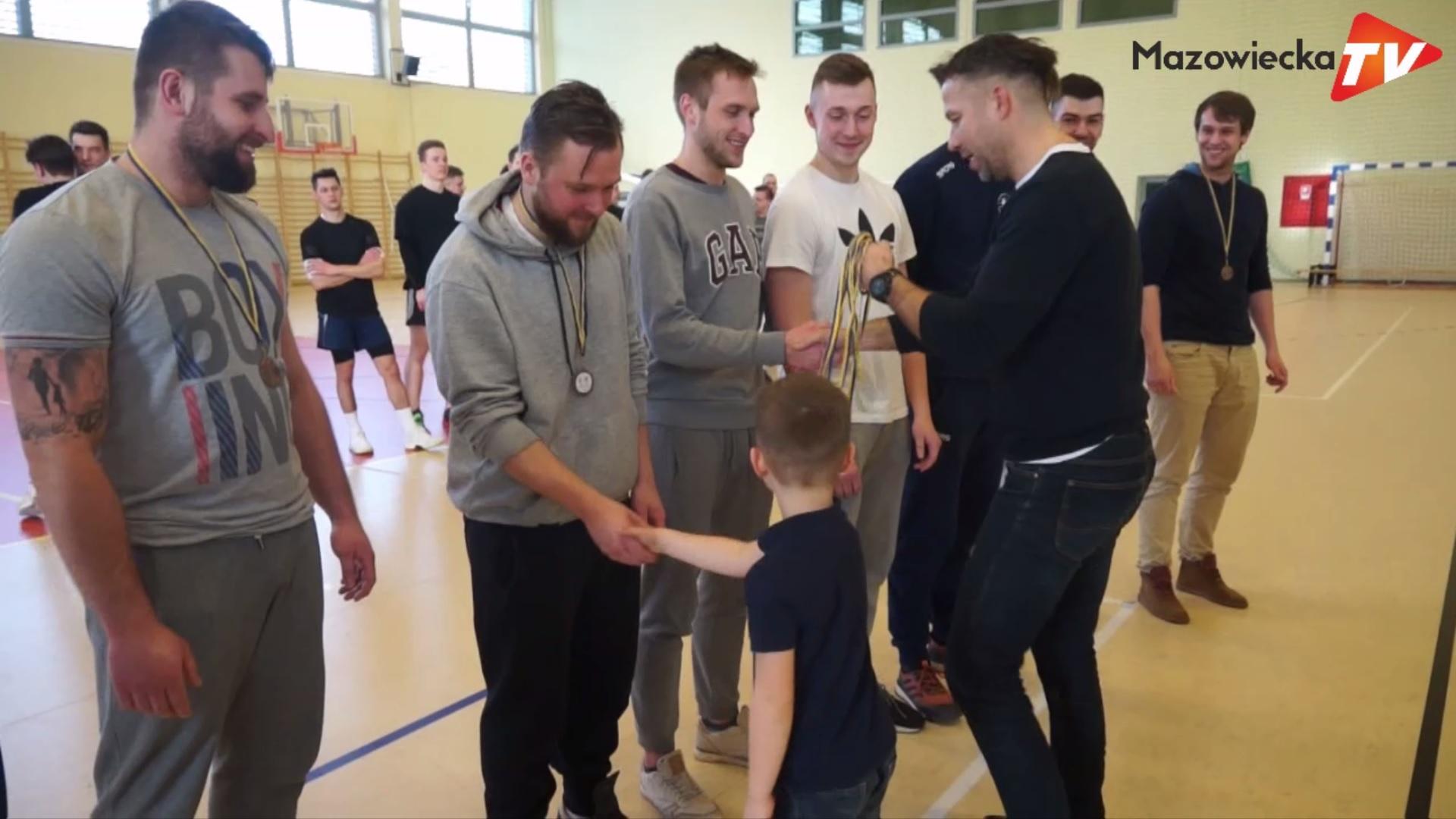 X Turniej Piłki Siatkowej Mężczyzn o Puchar Burmistrza Miasta i Gminy Góra Kalwaria