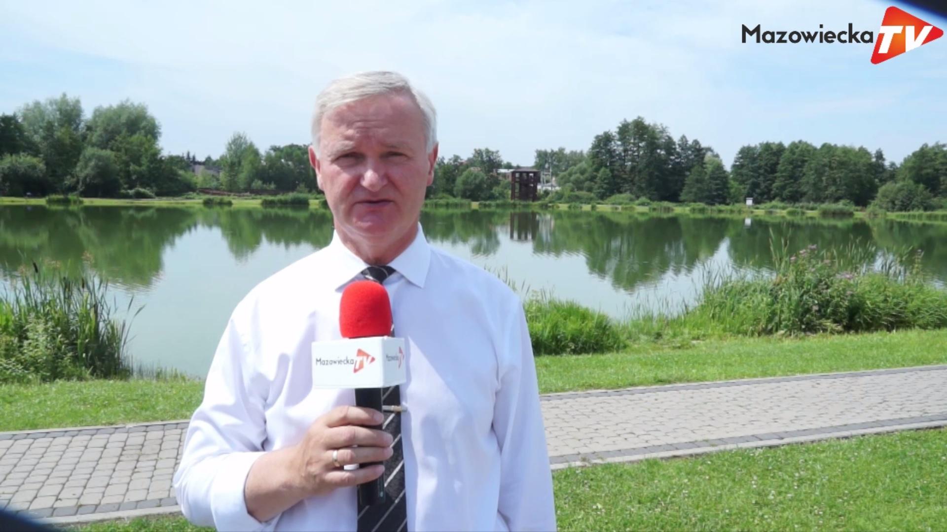 Burmistrz Sławomir Chmielewski podsumował inaugurację obchodów 700-lecia nadania praw miejskich Mogielnicy