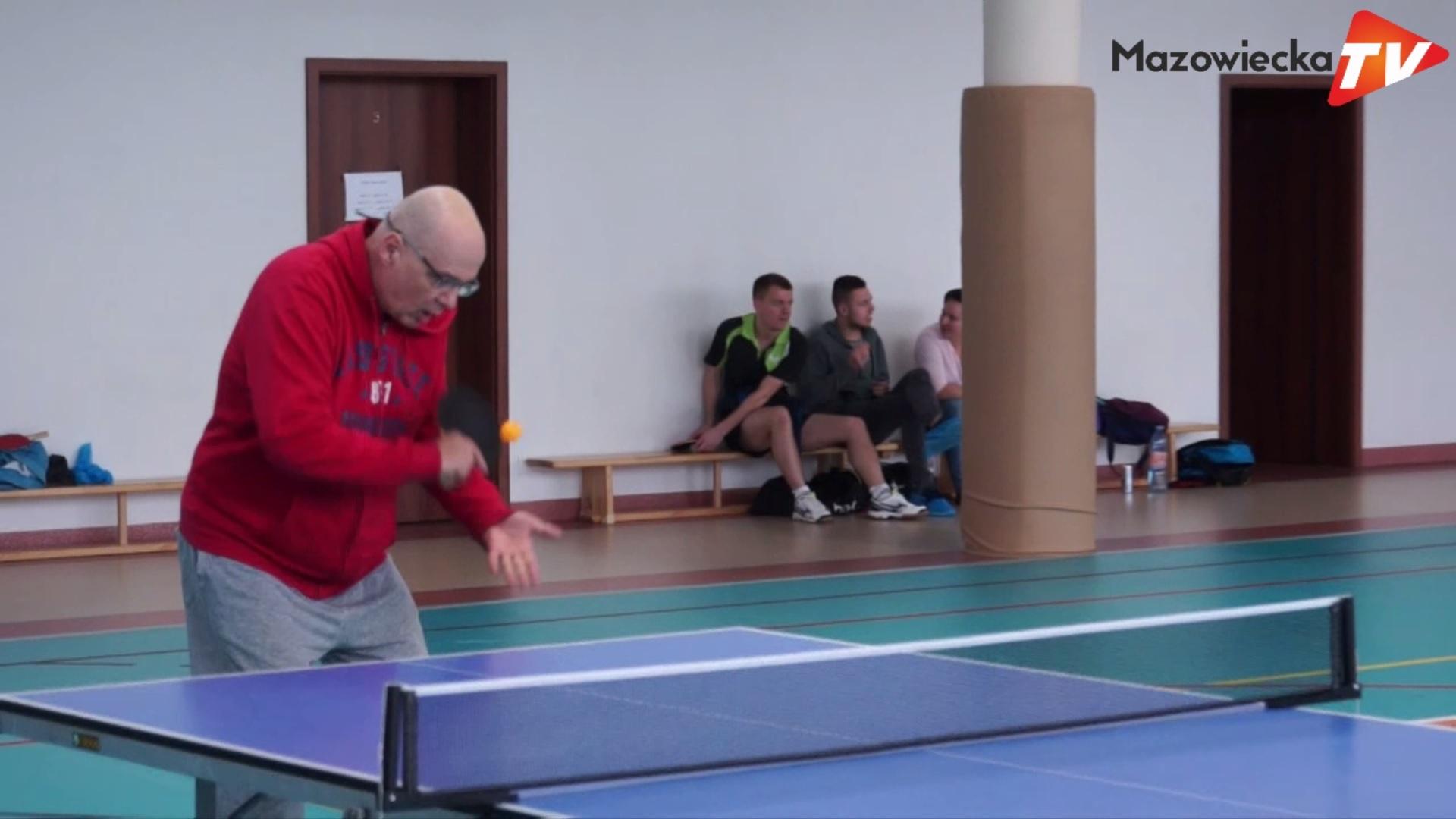 V Turniej Tenisa Stołowego w Sułkowicach